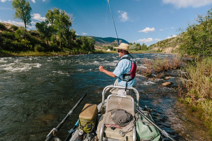 free CO fly fishing classes