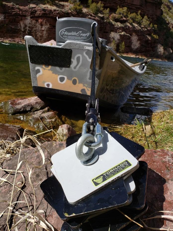 Colby Crossland Tornado Anchor