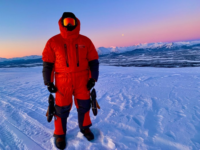 Chad Brown Arctic Sun