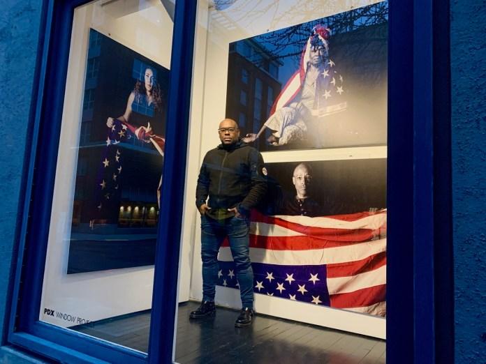 Chad Brown Urban Exhibition