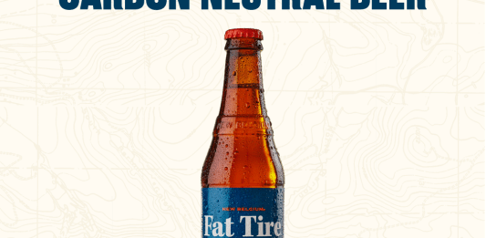 Fat Tire Beer is Carbon Neutral