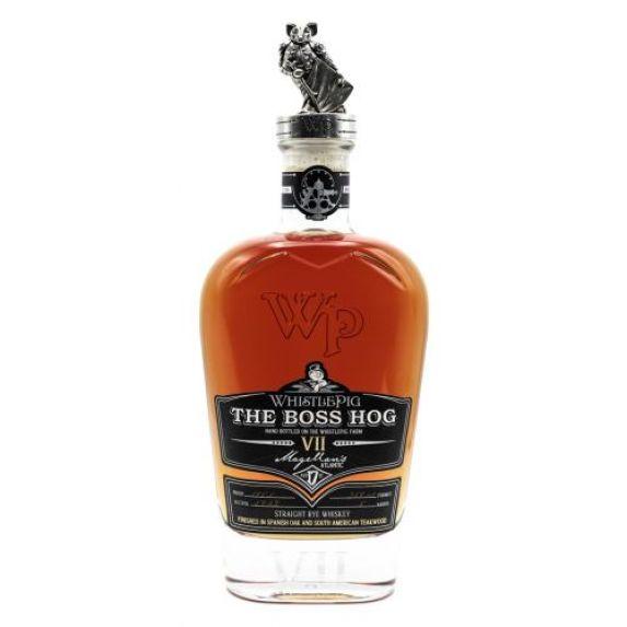 boss hog whiskey gift