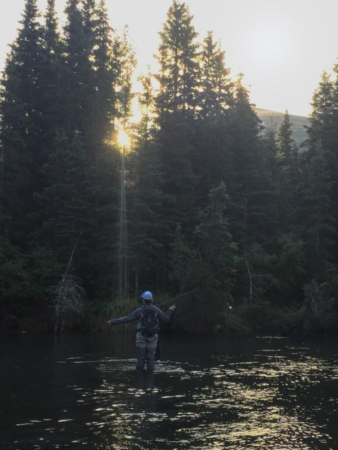 quartz creek alaska