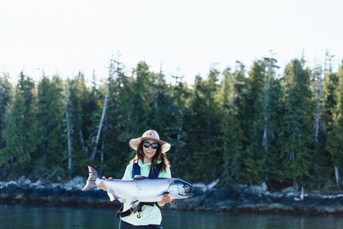 Dundas Island fishing bc