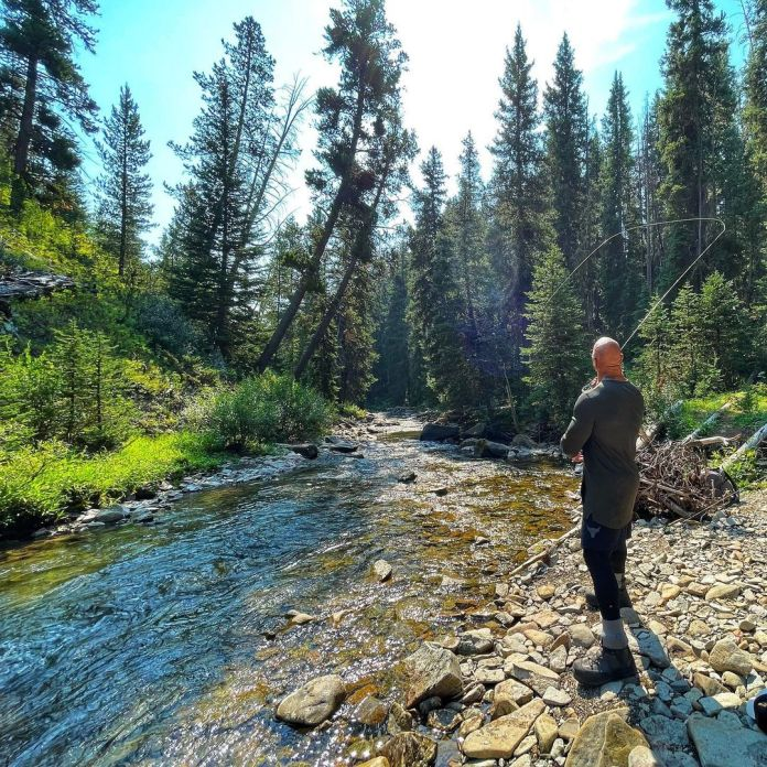 The Rock Fly Fishing