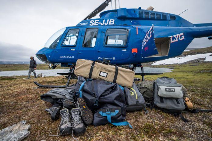 sea run case and bags