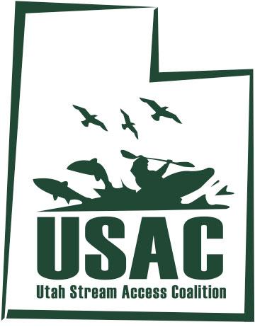 Utah Stream Access Coalition Logo