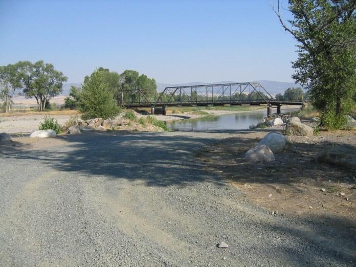 Williams' Bridge Fishing Access - Jefferson River