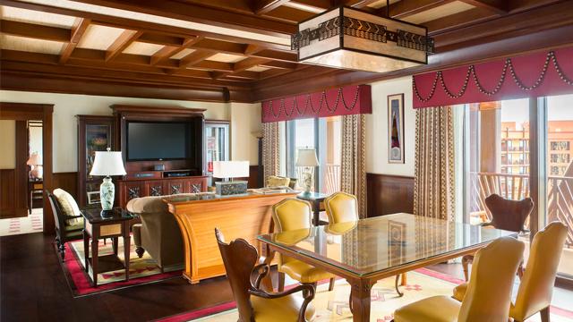 Castle Club Room