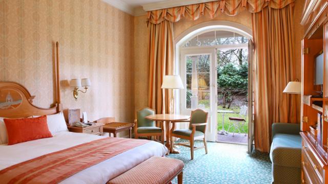 Disneyland Hotel Superiour Room