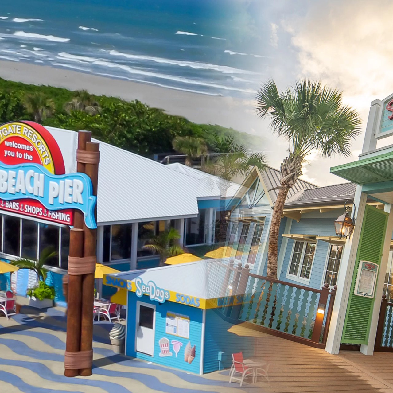 Beach Adventure Vacation Header
