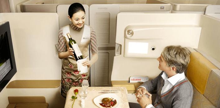 Transferring Ultimate Reward Points to Korean Air