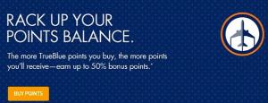 Jetblue's 50% promo