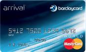 Barclaycard Review Series: Barclaycard Arrival™ World MasterCard®