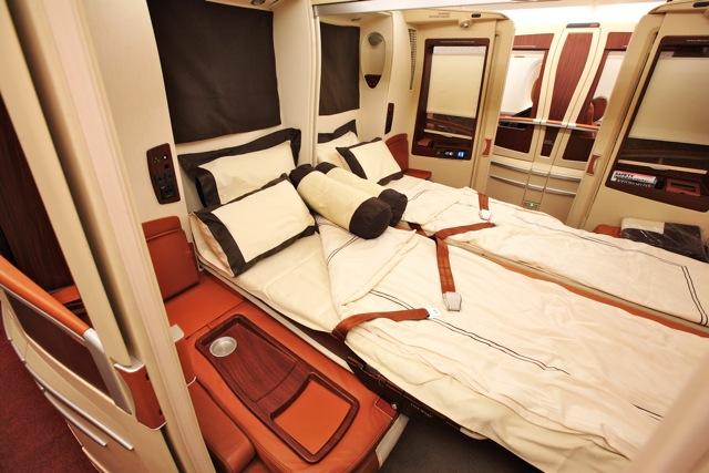 Singapore A380-800 Suites