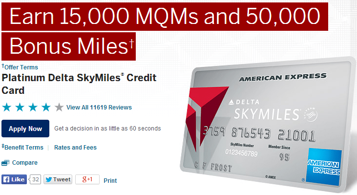 100,000 Delta Skymiles & $150 Free! But Is It Worth It?
