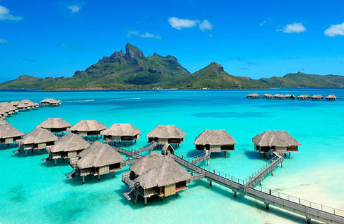 Enjoy a free stopover in Tahiti!
