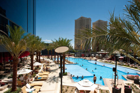 Hilton Elara's Pool