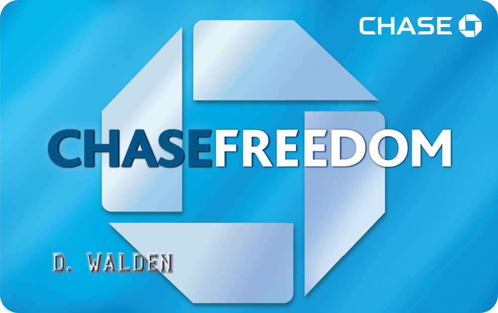 Chase Freedom: A Great First Credit Card with an Increased Sign Up Offer!