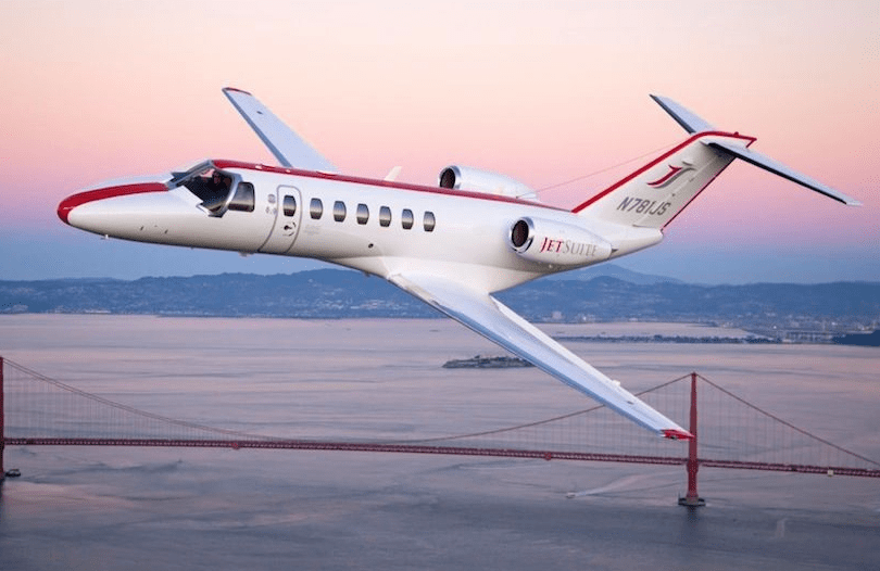 JetSuite Roundup for 6/3 – Secure A Private Jet For Only $89 Per Person!