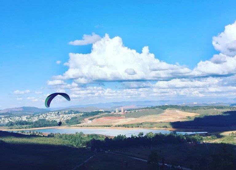 topo do mundo parapente flymonster