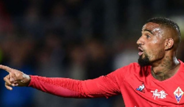 Kevin-Prince Boateng reacts after late spot kick saves AC Monza blushes against Empoli