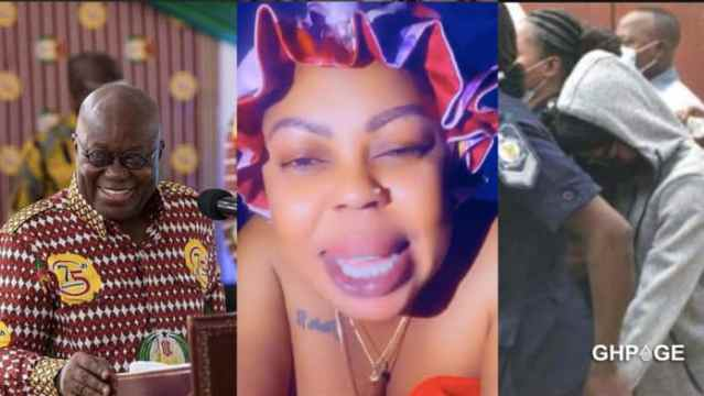 Afia Schwar blasts celebrities signing Akuapem Poloo's petition