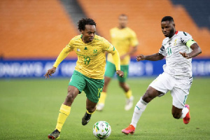 Ghana vs South Africa: All-time meetings between the two giants