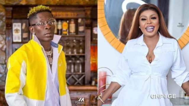 'Shatta Wale & I define showbiz in Ghana'- Afia Schwarzenegger