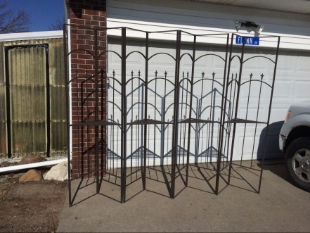 Pea Cages