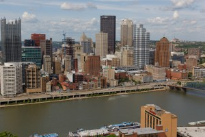 Downtown Pittsburgh - Kimon Berlin [CC BY-SA 2.0], via Wikimedia Commons