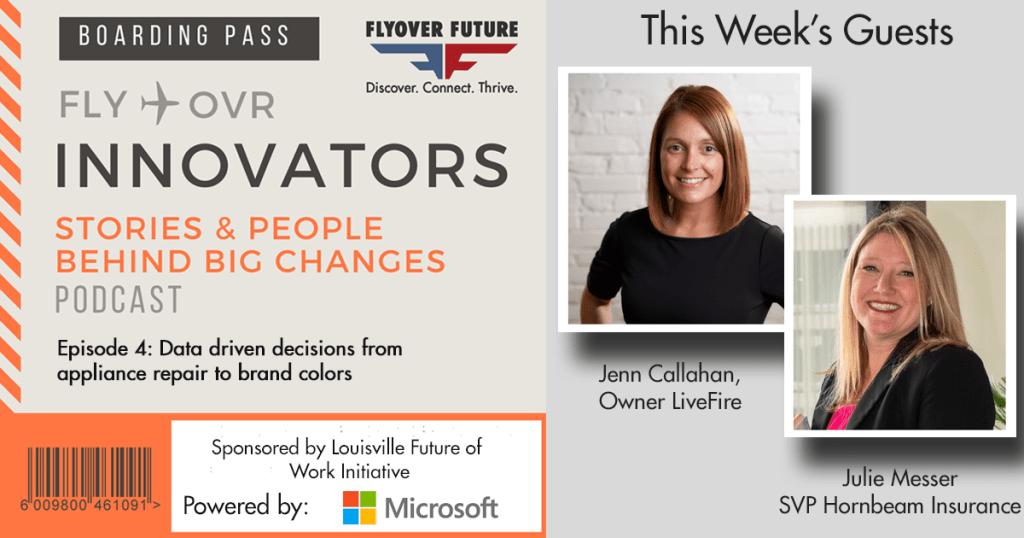 Flyover Future's Innovators Podcast