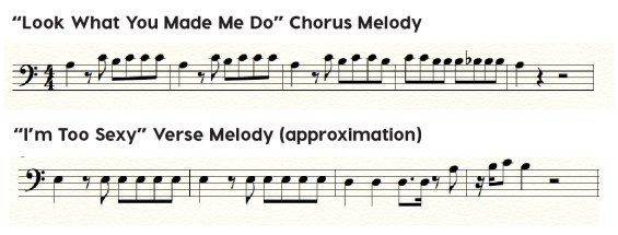 Transcription of Taylor Swift and Right Said Fred