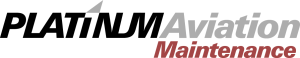 Platinum Aviation Maintenance Logo