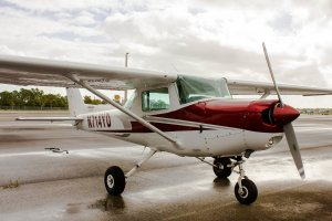 Platinum aviation light aircraft trainer