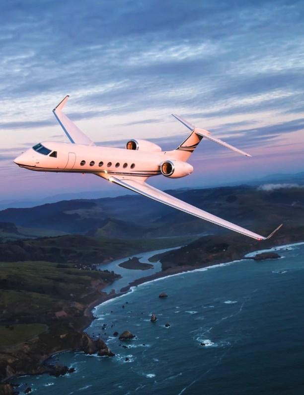 Gulfstream Exterior