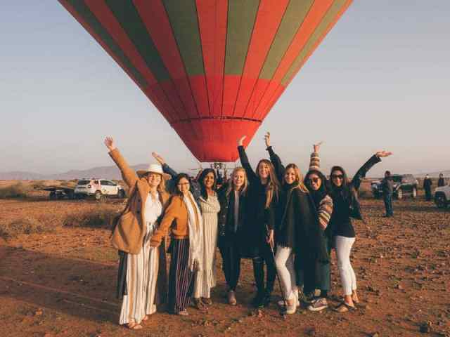 The best luxury all-female small group tour in Morocco