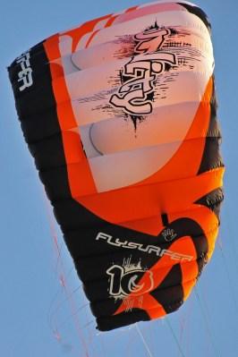 Flysurfer Unity Side