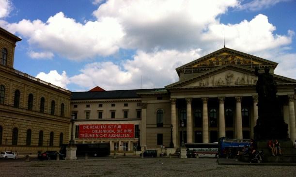 Munich National Opera Theater