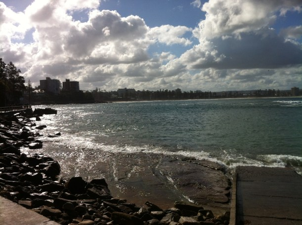 Manly from Shelley Beach