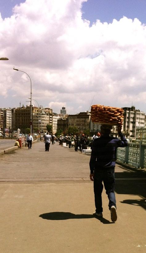 Bread transport