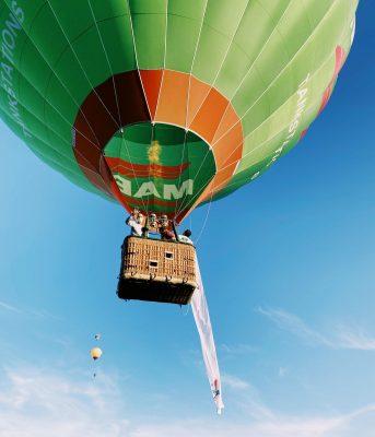 Fly The Sky - Ballonvaart