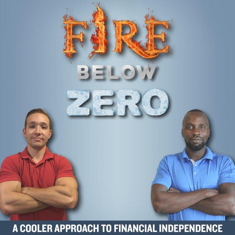 FIRE Below Zero