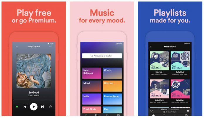 приложения для музыки