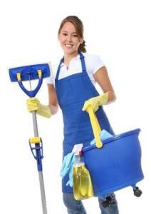 Vi vasker mens du flytter