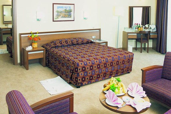 Отель Queen'S Park Tekirova Resort & Spa 5* Квинс Парк ...