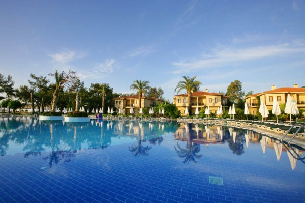 Отель Queen'S Park Tekirova Resort & Spa 5* Квинс Парк ...