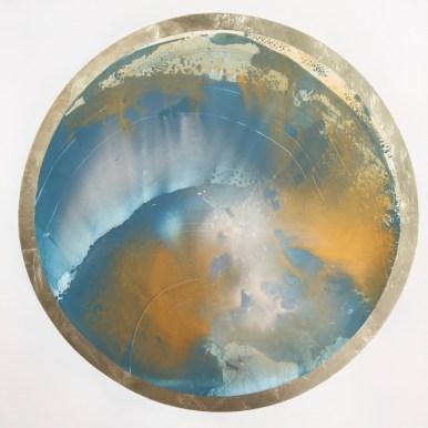 "Karen Fitzgerald's art, ""Some Light III"""