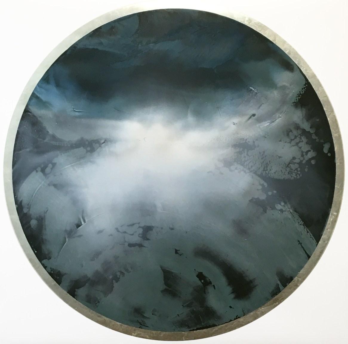 """Karen Fitzgerald's art, """"The Light Leftover"""""""