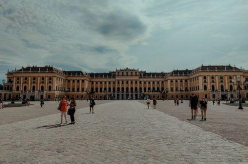 Schlöss Schönbrunn Vienna